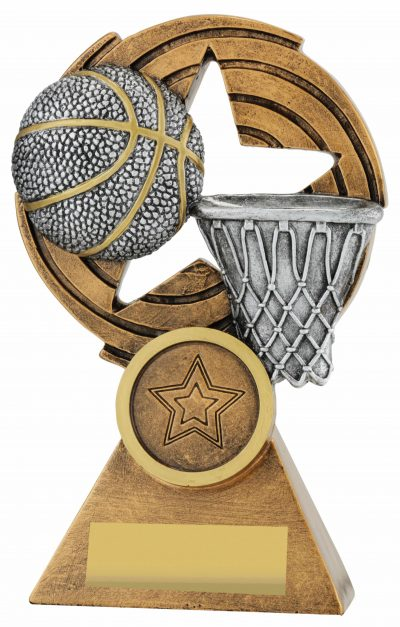 29634 Basketball Trophy