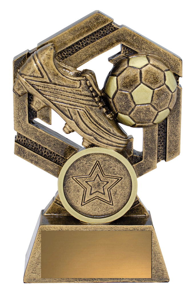 31638A Soccer Trophy