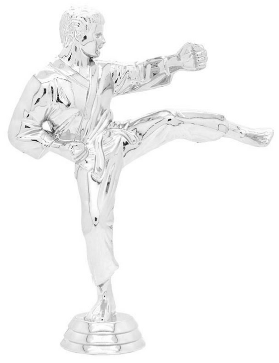 623S KARATE-MALE Figurine