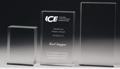 CC101 Crystal Award