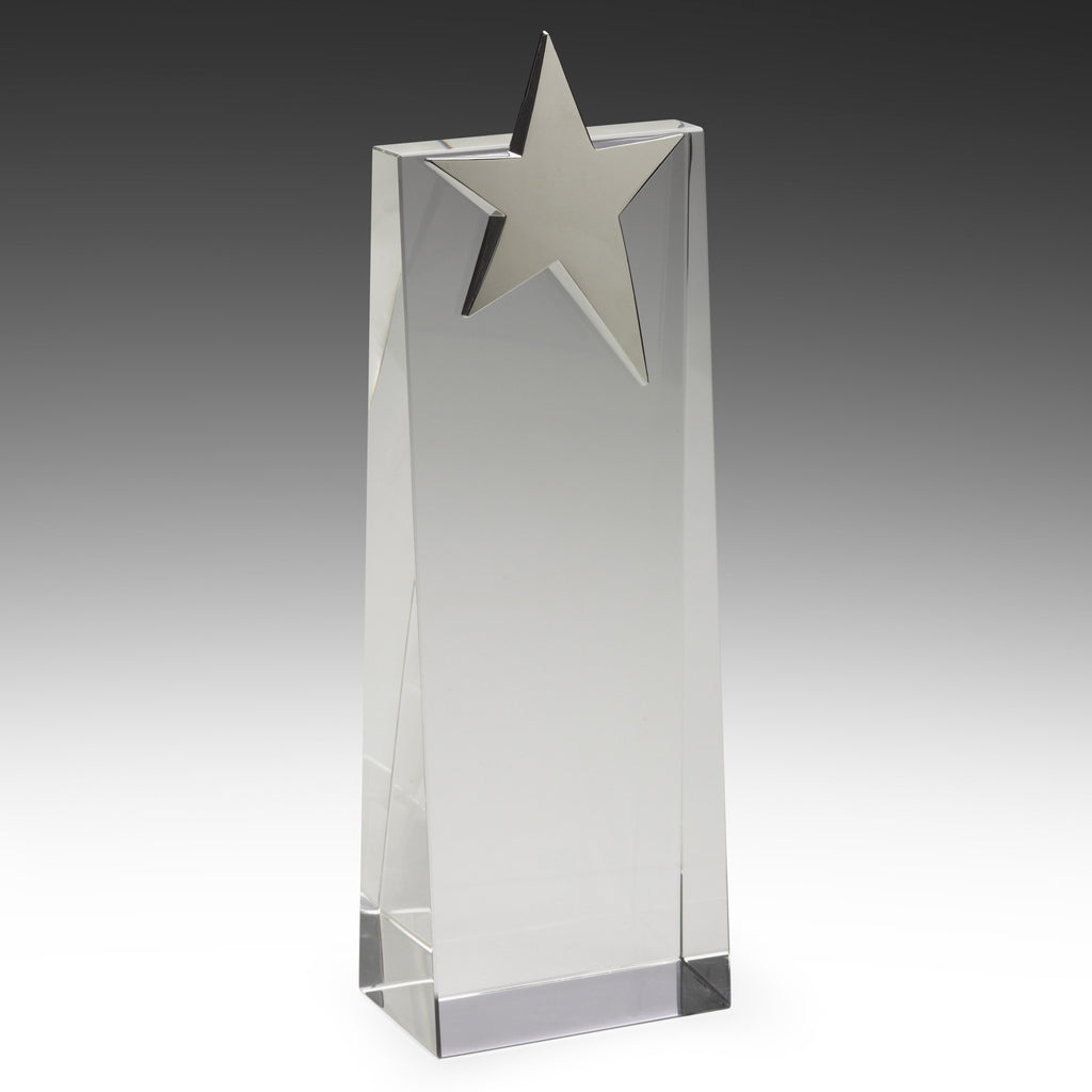 CC450 Crystal / Metal Award