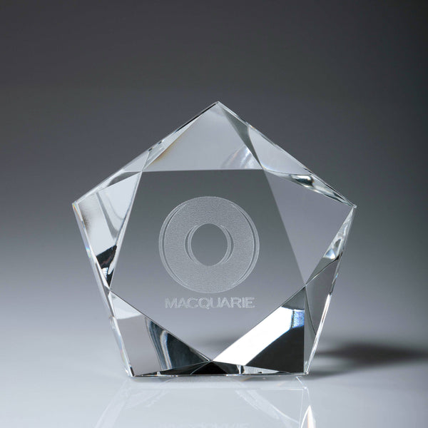 CC573 Crystal Award