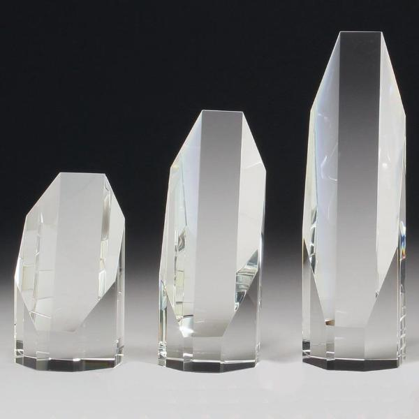 CC643 Crystal Award