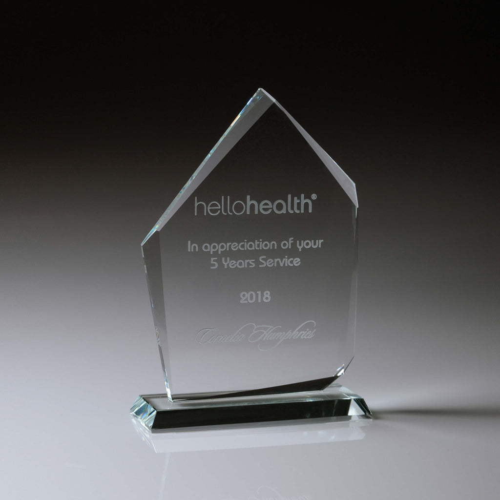 CT930 Glass Award
