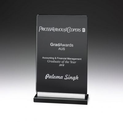 GK895 Glass Award