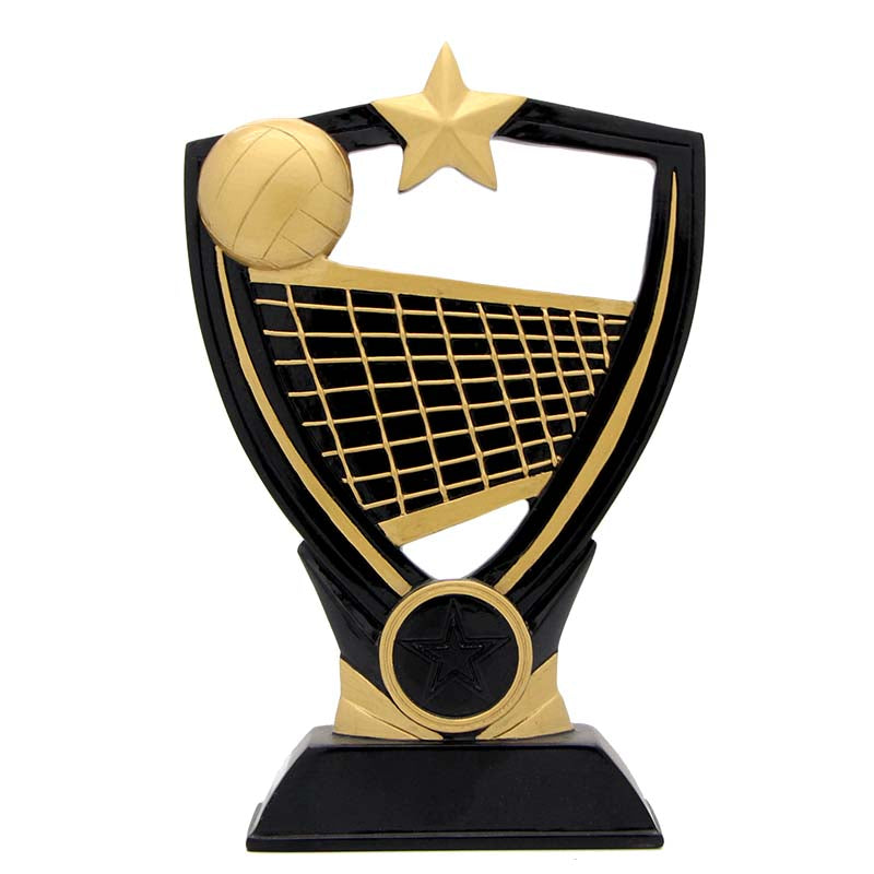 KS26S Volleyball Trophy