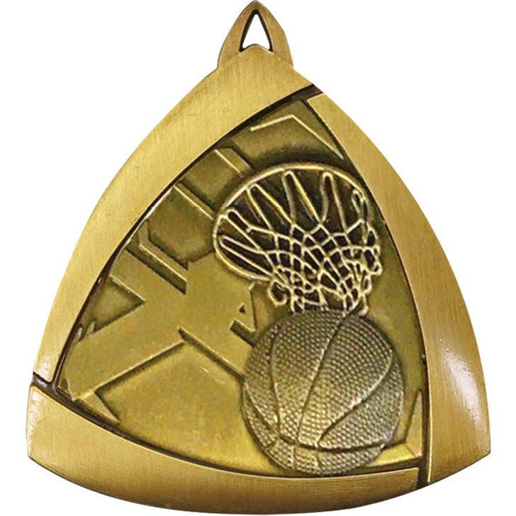 M1020 Basketball Medal