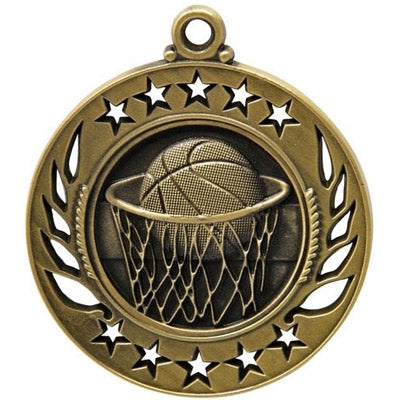 M4020 Basketball Medal