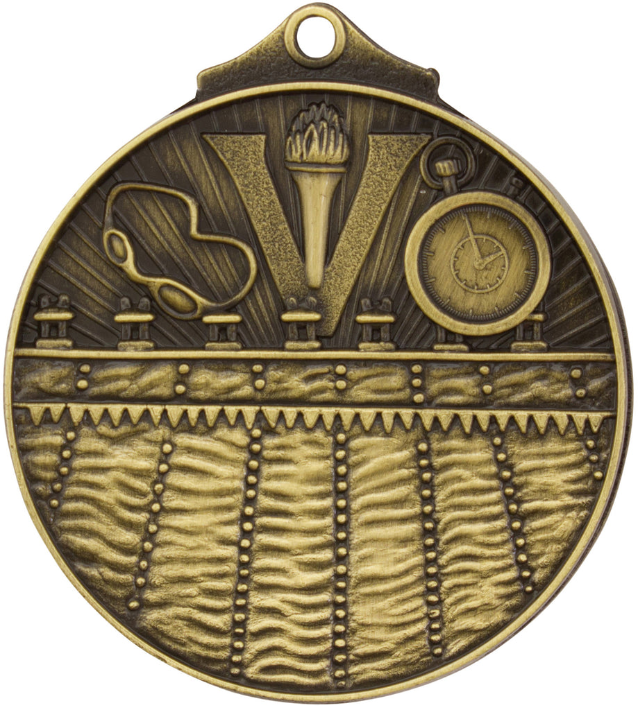 MD902 Swim Medal