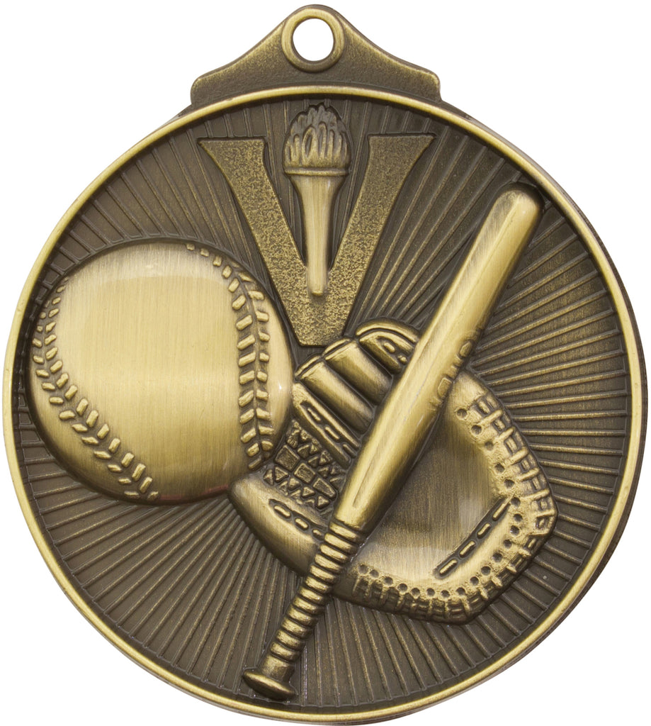 MD903 Baseball / Softball Medal