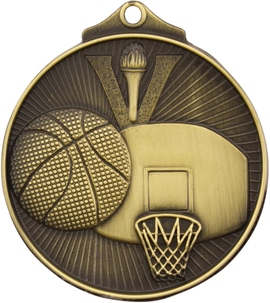 MD907 Basketball Medal