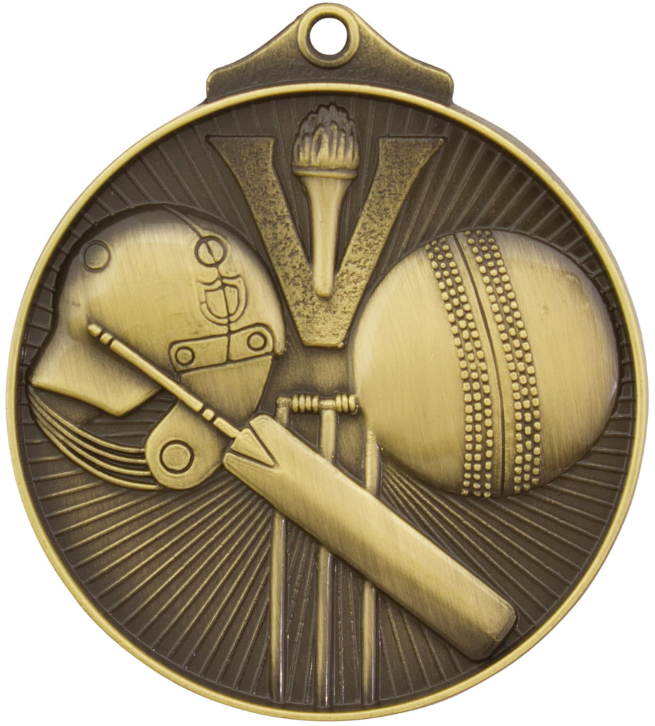 MD910 Cricket Medal