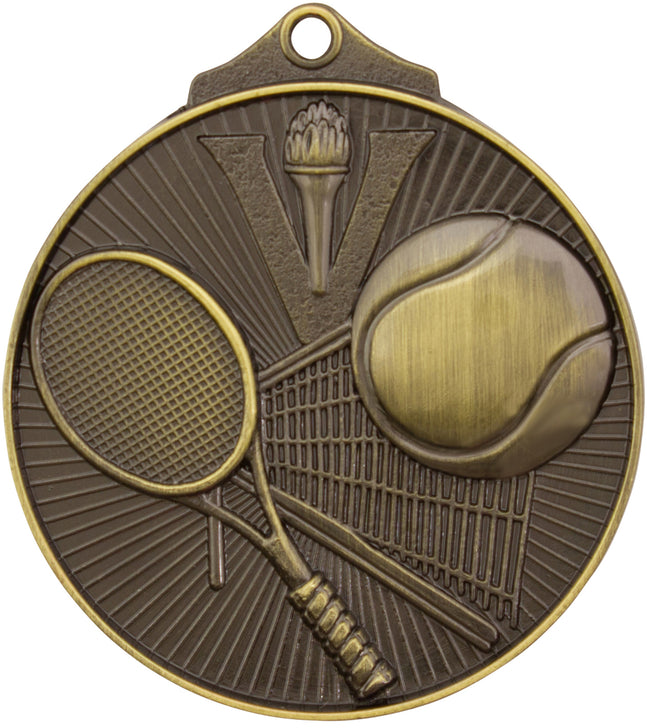 MD918 Tennis Medal