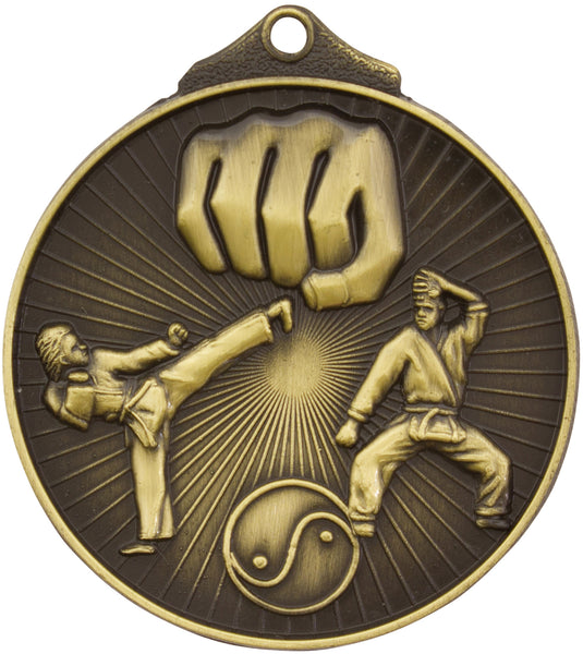 MD923 Karate Medal