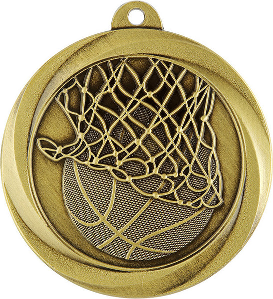 ME907 Basketball Medal