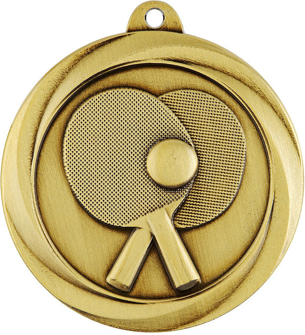 ME966G Table Tennis Medal