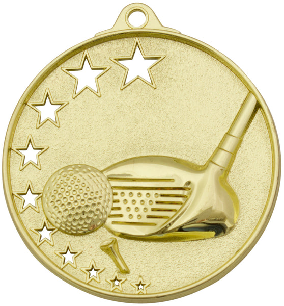 MH909 Golf Medal