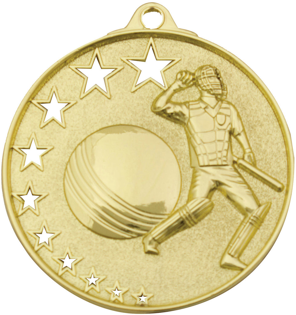 MH910 Cricket Medal