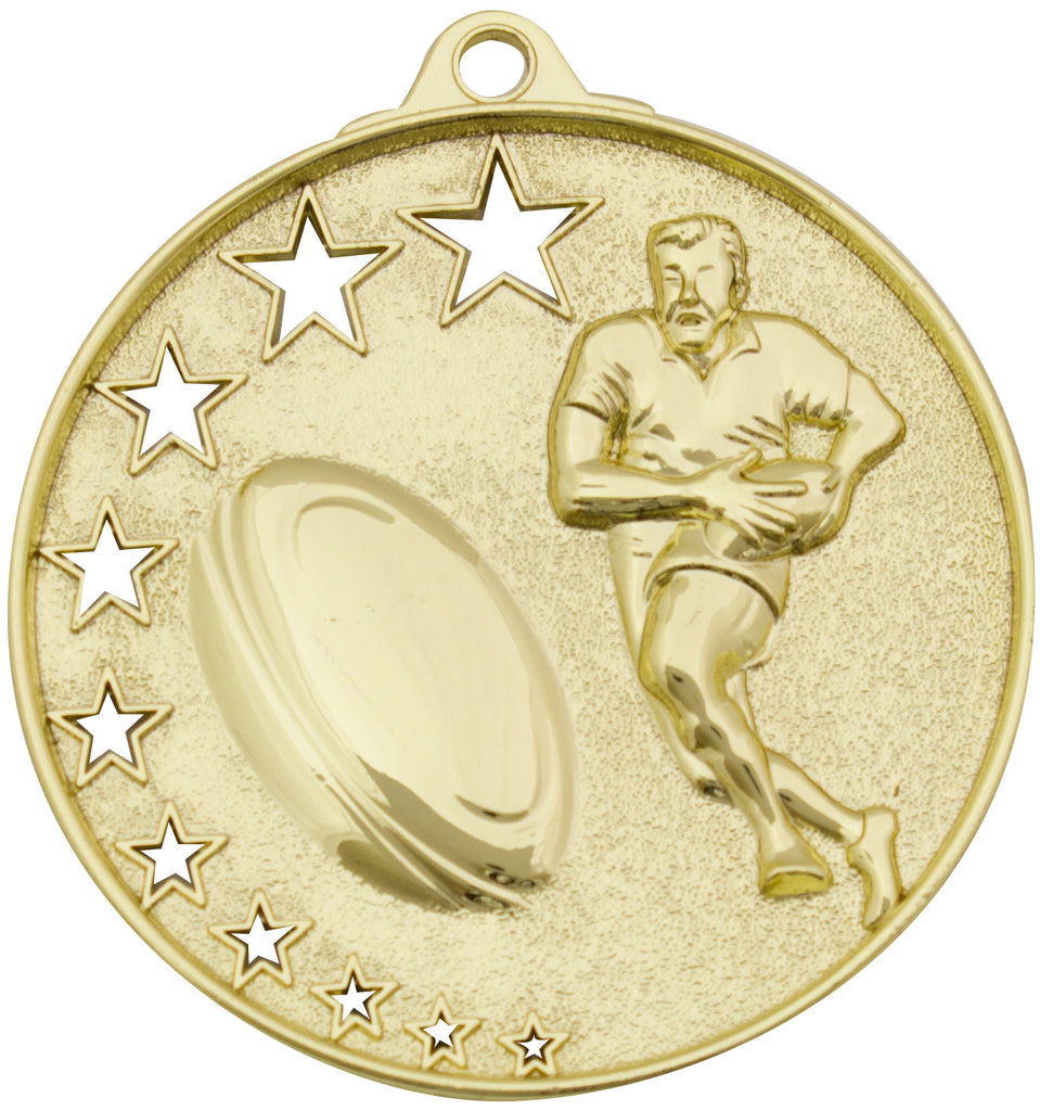 MH913 Rugby Medal