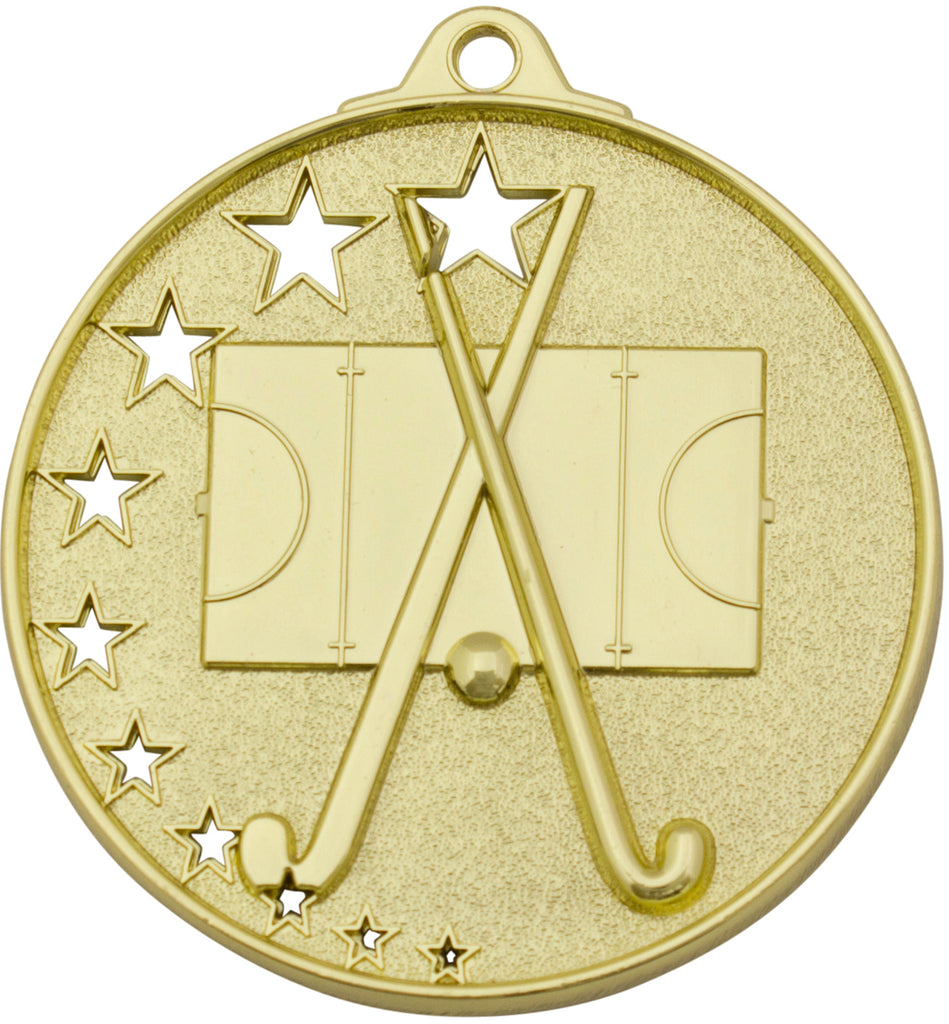 MH929 Hockey Medal