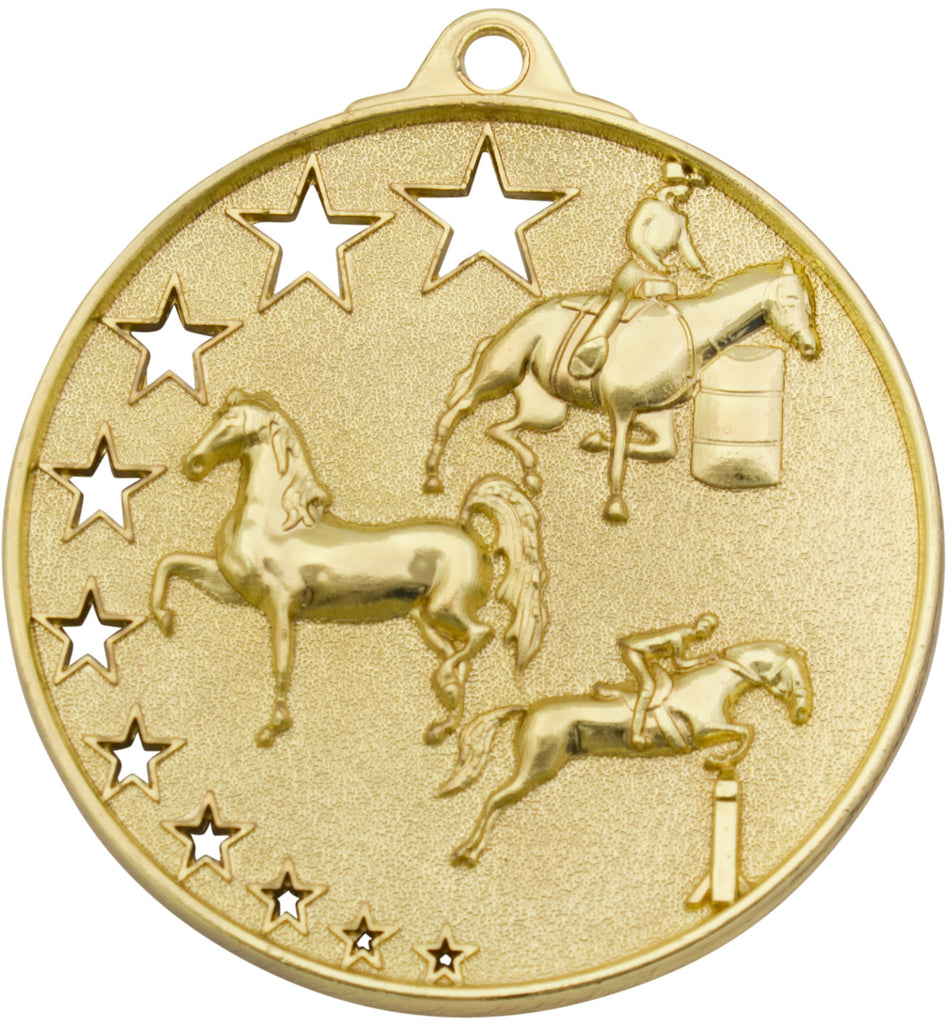 MH935 Equestrian Medal