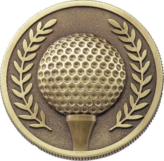MJ17 Golf Medal