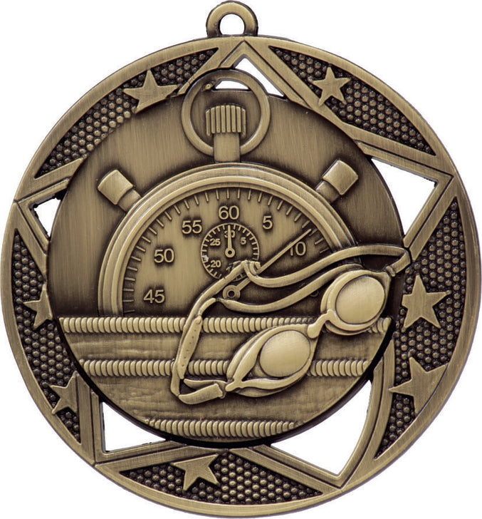 MQ902 Swimming Medal