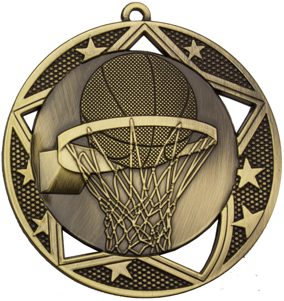 MQ907 Basketball Medal