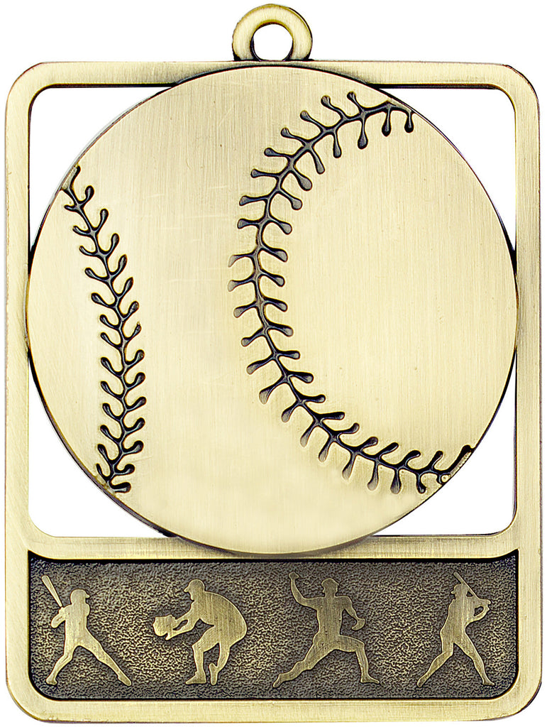 MR903 Baseball / Softball Medal