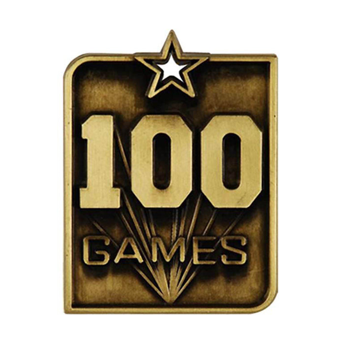 MR9100G 100 Games Medal