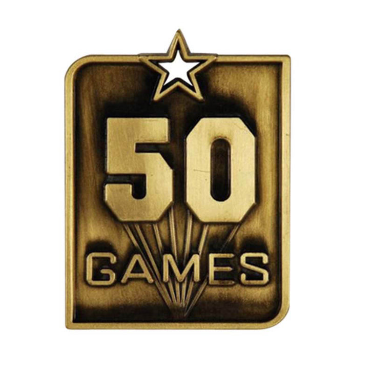 MR950G 50 Games Medal