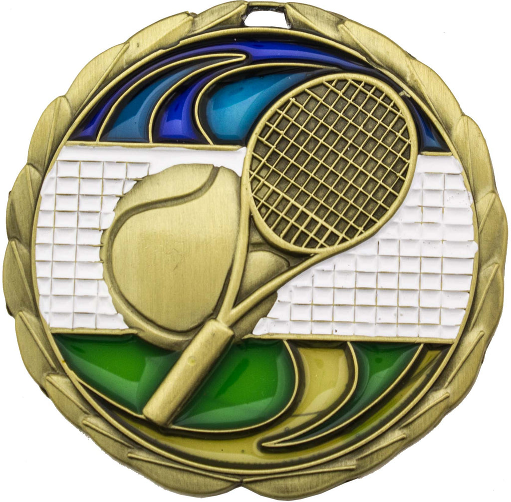 MS918 Tennis Medal