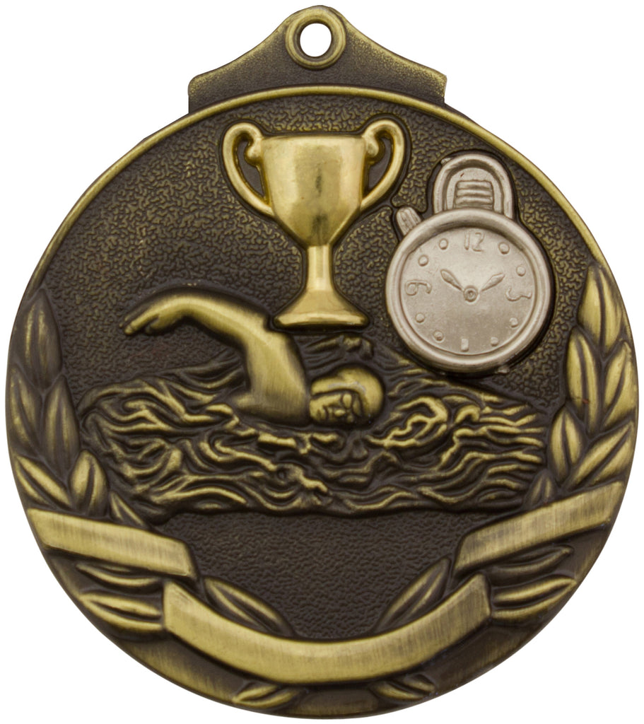 MT902 Swimming Medal