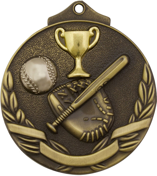 MT903G Baseball / Softball Medal