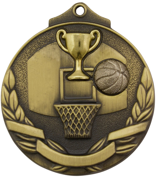 MT907 Basketball Medal