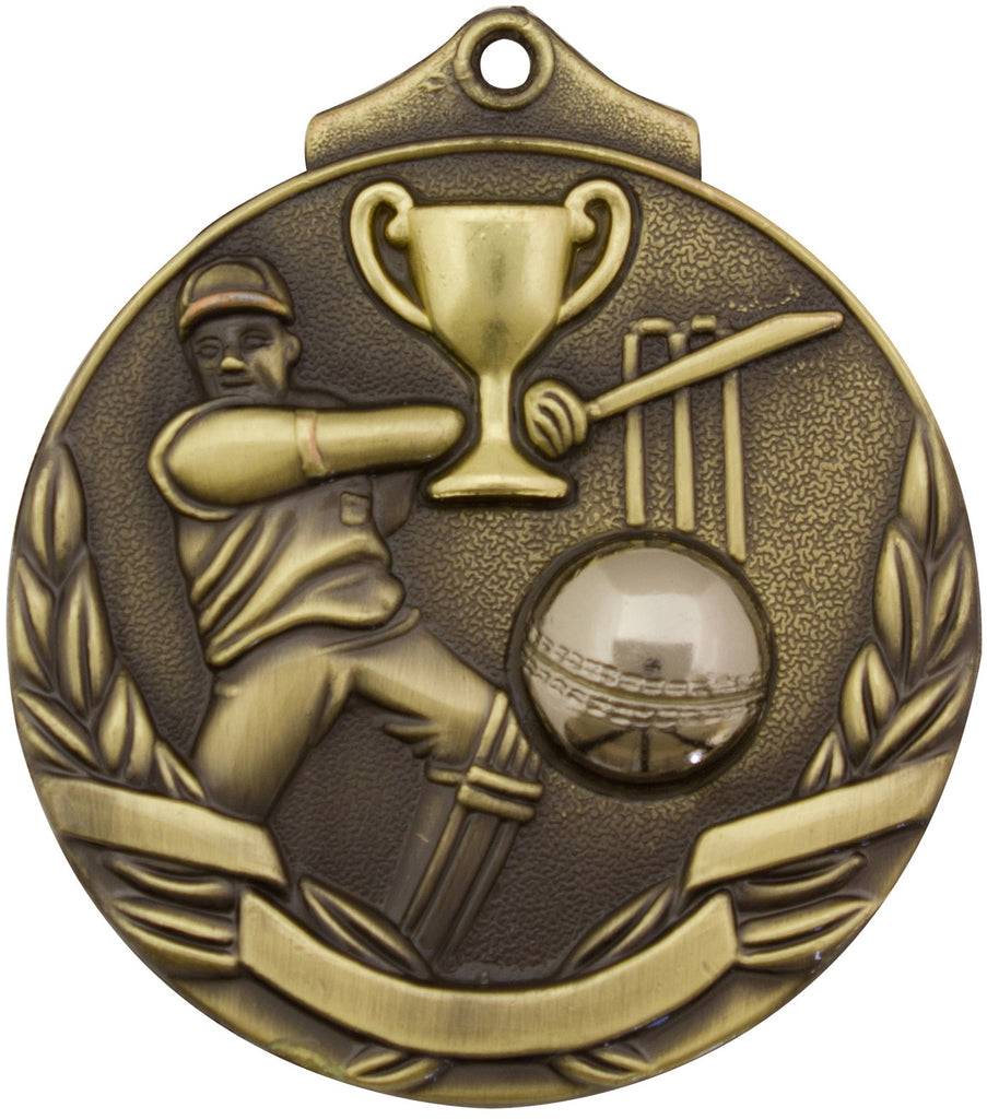 MT910 Cricket Medal