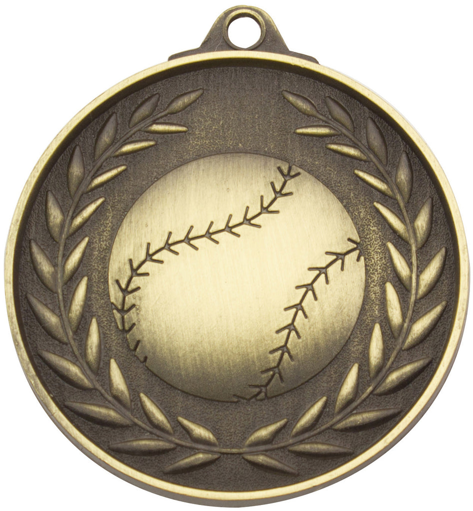 MX803G Baseball Medal