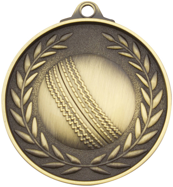 MX810G Cricket Medal