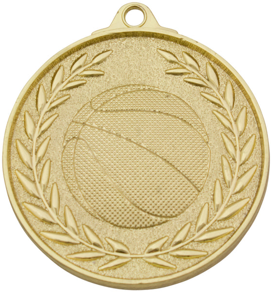 MX907 Basketball Medal