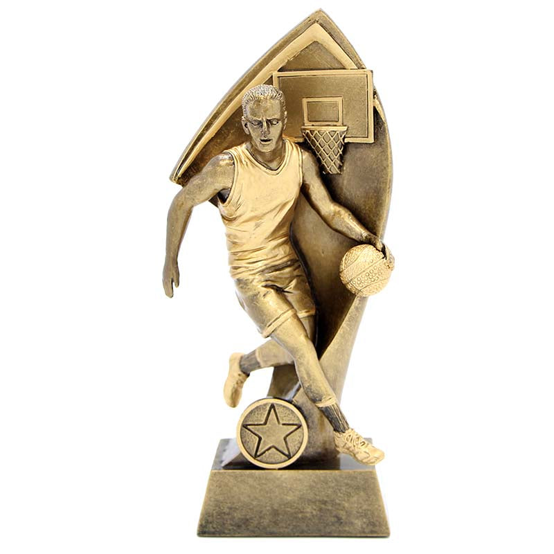 RS2A Basketball Trophy