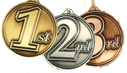 M2004 Place Medal
