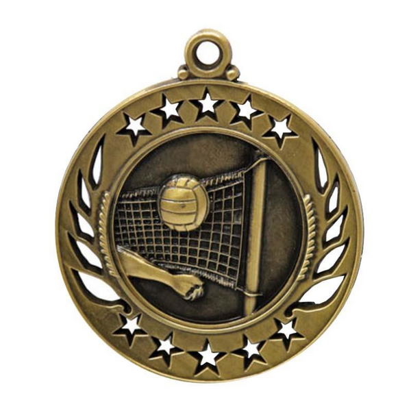 M4250 Volleyball Medal