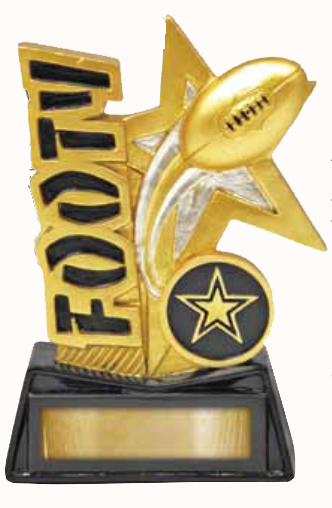 TX8S AFL Trophy