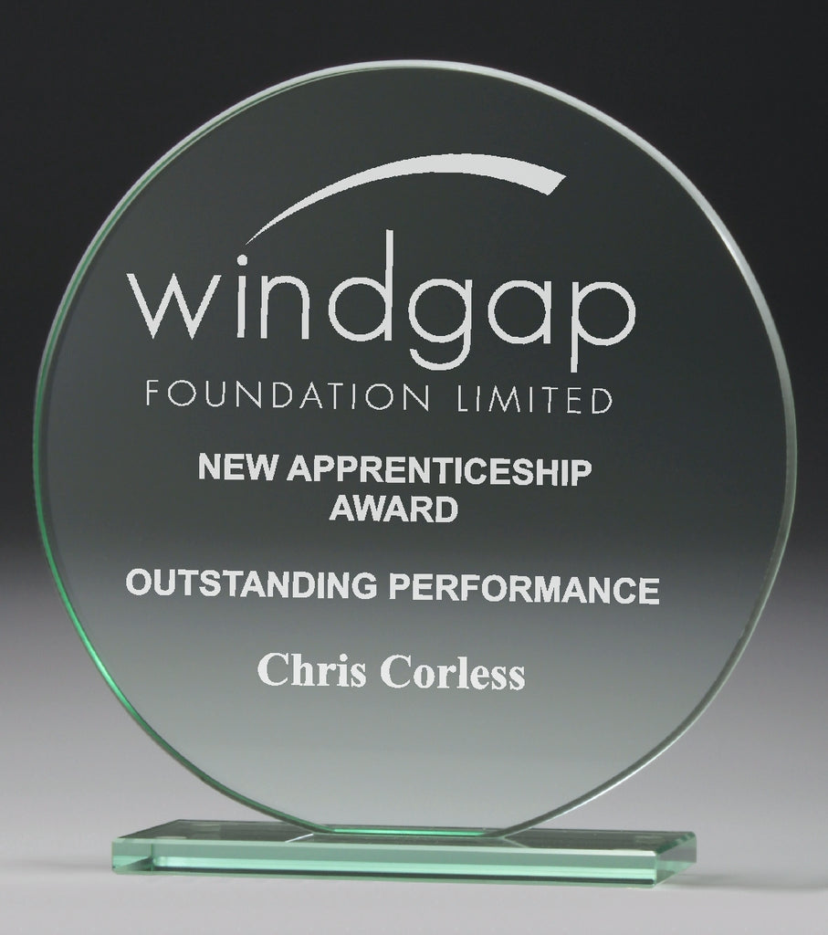 W501 Glass Award