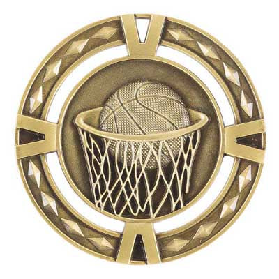 HV6060 Basketball Medal