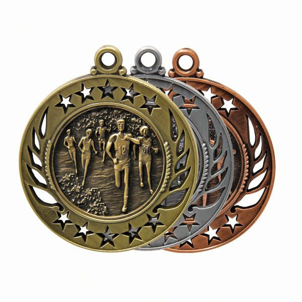 M4168 Cross Country Medal