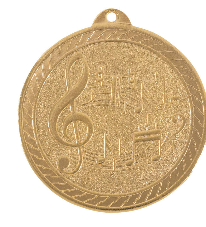 MS1034 Music Medal