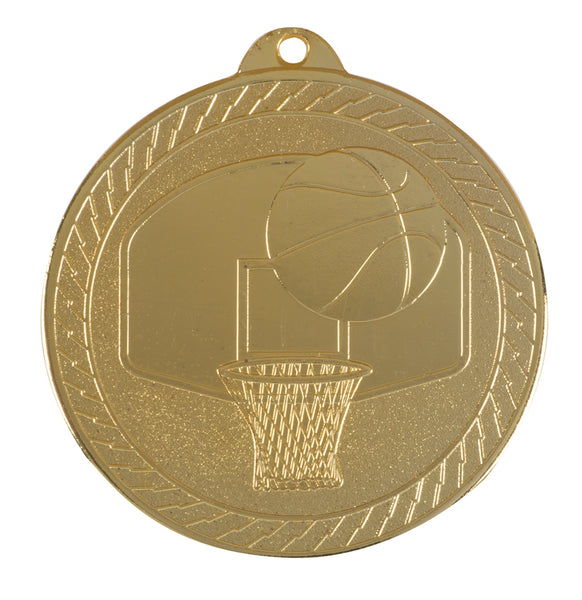 MS1060 Basketball Medal
