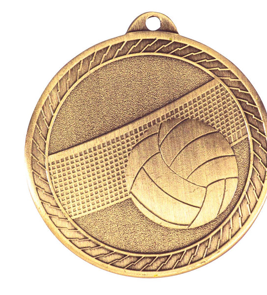 MS1072 Volleyball Medal