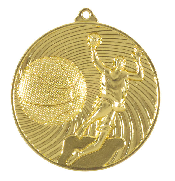 MS3060 Male Basketball Medal
